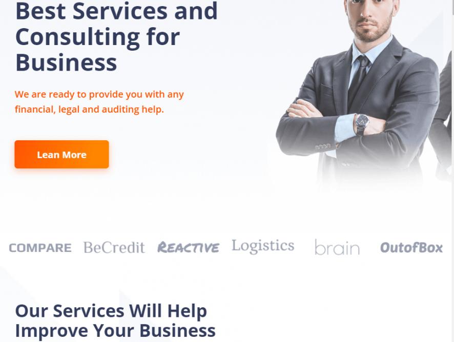商务网站制作 - 温哥华专业网站网页设计