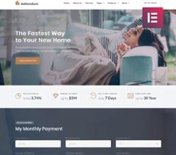 商业形行业网站制作设计
