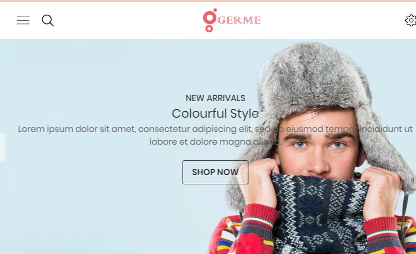 温哥华shopify网页设计 - 购物网站制作