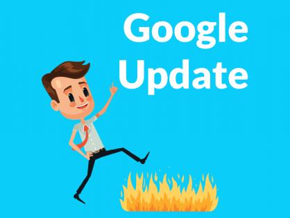 谷歌更新严重影响排名怎么办