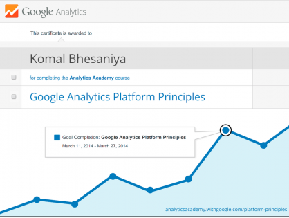使用Google Analytics(分析)追踪您的SEO进度
