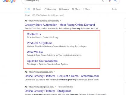 多伦多谷歌PPC广告 - 附加链接可改进您的PPC广告