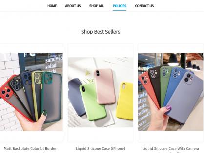 Shopify垂直式网店 - 加拿大Shopify建站