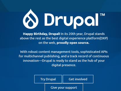 WordPress建站和Drupal建站, 哪个更好?