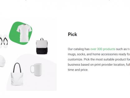 电子商务中的POD模式 - 温哥华Shopify网站制作
